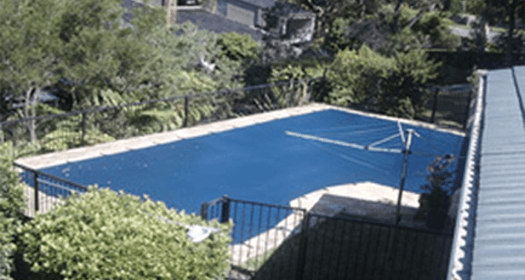 Pool Debris Cover
