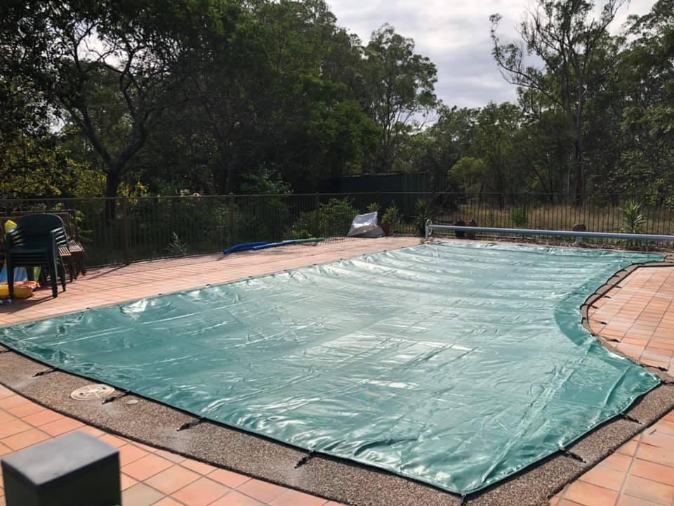 Custom Solar Pool Cover